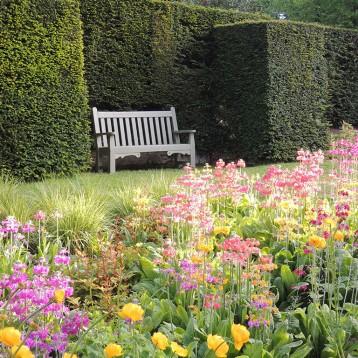 Garden open In aid of National Garden Scheme