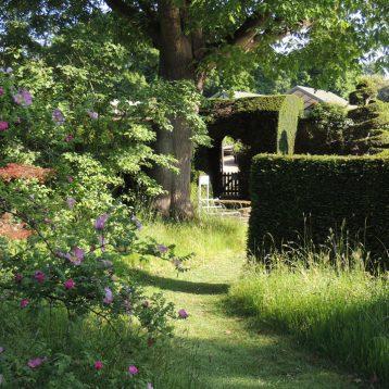 Garden open in aid of St Elizabeth Hospice